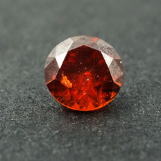 Fancy Red Diamond - 0.29 ct