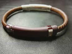 Hub One – Italian-designed braided bracelet.