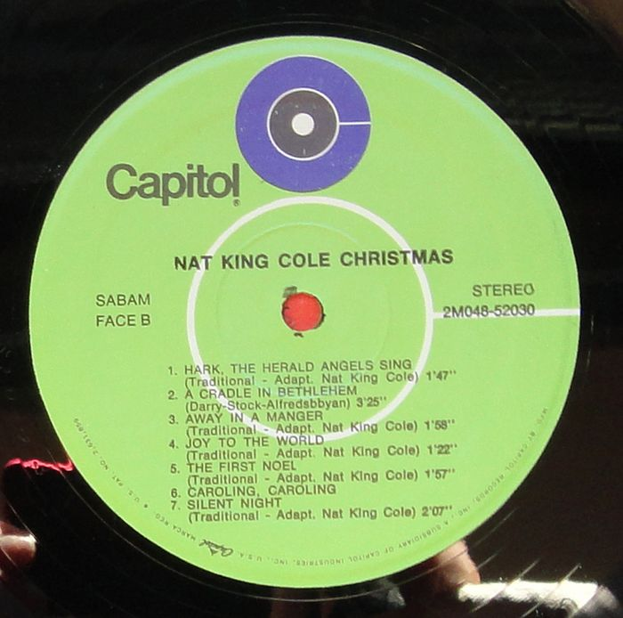 Nat King Cole Weihnachtslieder.16 Vinyl Christmas And Gospel Albums Catawiki