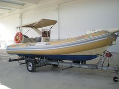 Solemar rubber dinghy - 2000