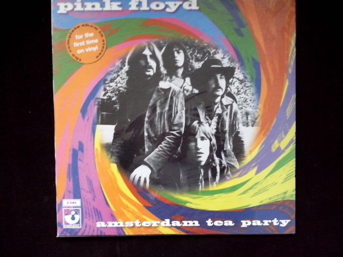 Pink Floyd lots of 3,  2 LP Amsterdam Tea Party, Best of Pink Floyd, Ummagumma Live Outtakes