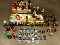 Assortment - Minifigs Star Wars + Lord of the Rings + more