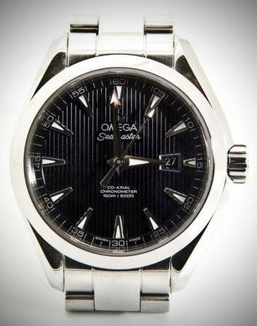 Omega Seamaster Aqua Terra - Co-Axial - Men's Dress Timepiece