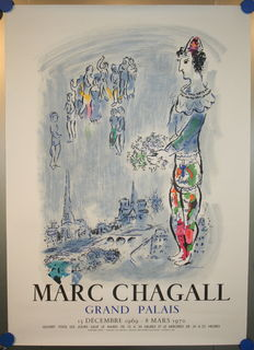 Marc Chagall – Grand Palais