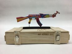 Ray Coster - AK 47 - Art Against War - Peace