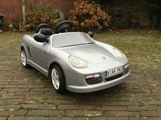 Children's car - Porsche Boxter S - 125 x 55 x 50 cm - 1998