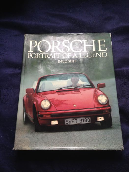 Book: Porsche; Portrait of a Legend