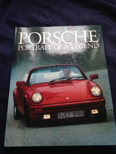 Book Porsche: Portrait of a Legend