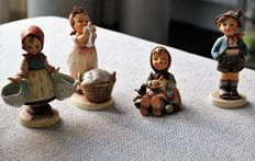 Goebel - Hummel 4 pieces