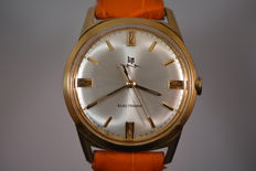 LIP electronic vintage men's watch from the late 1960,s or early 1970,s in excellent condition