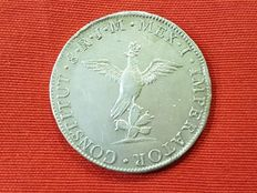"Mexico - 8 Reales ""Iturbide"" - Year 1822 - Very rare"