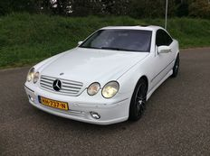 Mercedes-Benz - CL 600 Lorinser - 2000
