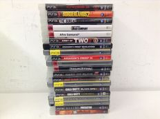 Lot of 20 Playstation 3 Games - Assassin's Creed - Call of Duty - Dead or Alive - Driver - etc