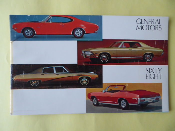 Brochure general motors sixty eight catawiki for Phone number for general motors