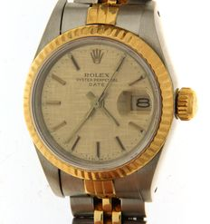 Rolex Datejust  - 69173 - Wristwatch - (internal ref.6094)