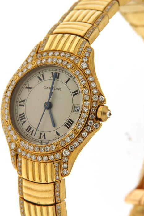 Cartier Cougar Panthere - Lady's watch