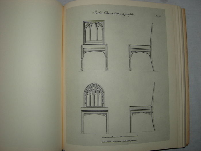 George Smith Collection Of Designs For Household Furniture