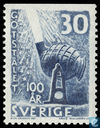 Postage Stamps - Sweden [SWE] - Blue 30