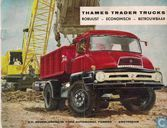 Ford -Thames Trader Trucks