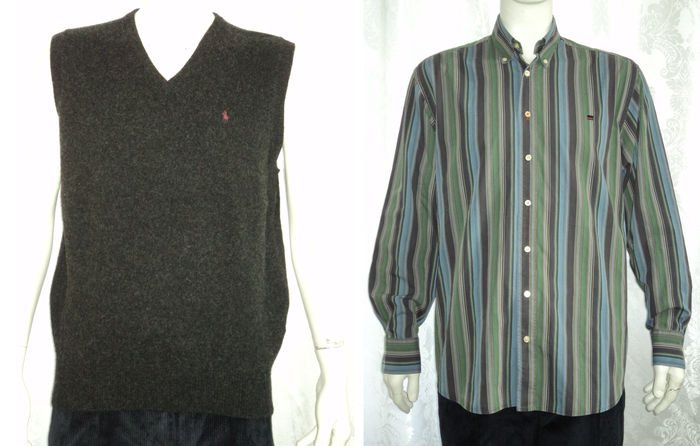 a27143fb06c9 Polo by Ralph Lauren   State of Art - Spencer + Shirt - Catawiki