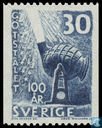 Postage Stamps - Sweden [SWE] - 100 years Bessemer steel
