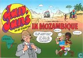 Comic Books - Jack, Jacky and the juniors - Jan, Jans en de kinderen in Mozambique