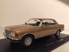 Norev - Scale 1/18 - Mercedes-Benz 280CE Gold