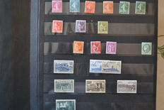 France 1938/2005 - Stamp Collection including booklets and sheet blocks