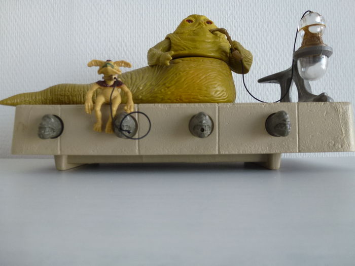 Star Wars - Jabba the Hutt playset - 1983 - Catawiki