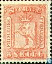 Briefmarken - Norwegen - Waffe