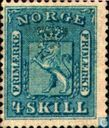 Postage Stamps - Norway - Weapon