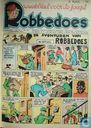 Comic Books - Robbedoes (magazine) - Robbedoes 136