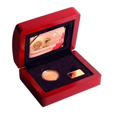 """The Netherlands - 10 Euros 2008 """"Architecture"""", with certificate in a coffer, gold"""