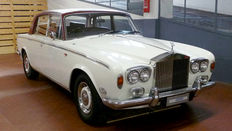 Rolls Royce - Silver Shadow I - 1974