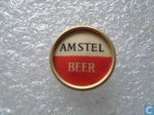Pins and buttons - Amstel Brouwerij - Amsterdam - Amstel beer
