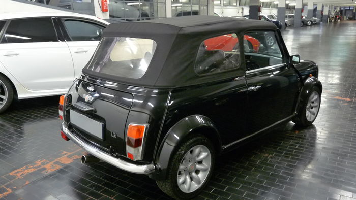 austin rover mini cooper 1300 convertible 1995 catawiki. Black Bedroom Furniture Sets. Home Design Ideas