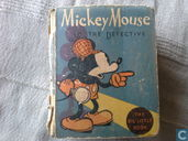 Mickey Mouse the Detective