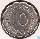 Maurice 10 cents 1959
