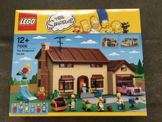 The Simpsons - 71006 - The Simpsons House