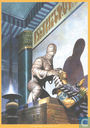Comic Books - Trigan Empire, The - De vloek van de mummie