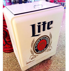 Lite Beer - Ice Chest Cooler USA