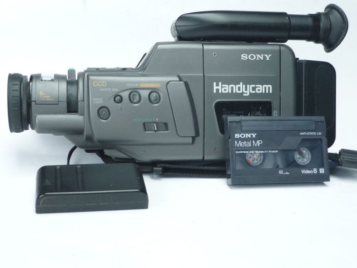 Image result for sony handycam CCD