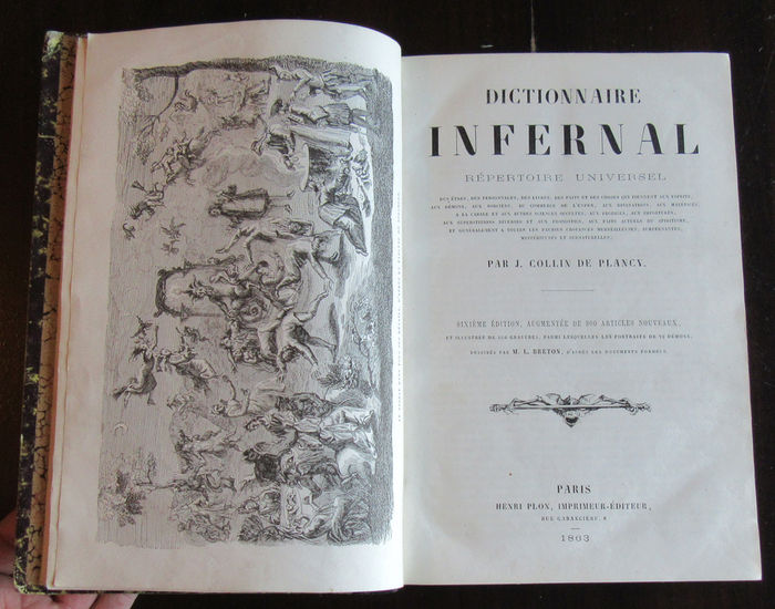 dictionnaire infernal english translation pdf
