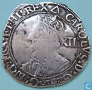 United Kingdom 1 shilling 1639-1640