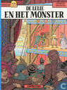 Comic Books - Tristan - De lelie en het monster