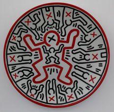 Keith Haring - Child