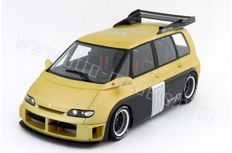 Otto Mobile - Scale 1/18 - Renault Espace F1 1994, Bruingeel Metallic - Limited 3000 Pieces