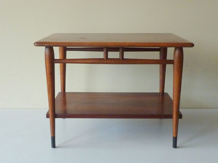 Eiken Sidetable Job.Andre Bus By Lane Side Table Catawiki