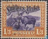 Common Eland (Afrikaans)