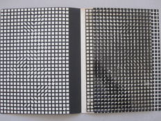 Victor Vasarely; Lot with 2 publications - 1965 / 1970